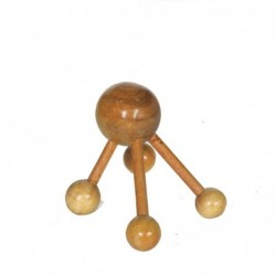 1TL0352 WOODEN MASSAGER...