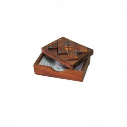 1TL0758 WOODEN GAME PUZZLE...