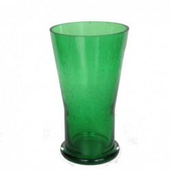 1CI1711  MOUTH BLOWN GLASS...