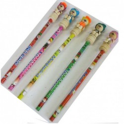 1TL0848 PENCILS WITH WOODEN...