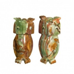 1PA0112   ONYX OWL MADE IN...