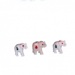 1IN0647 - MARBLE ELEPHANT...