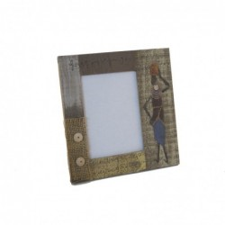 1CI2549 - MASAI PHOTO FRAME...