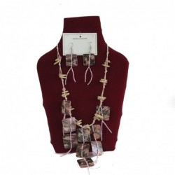 2PA0069 - SET OF 2 NECKLACE...
