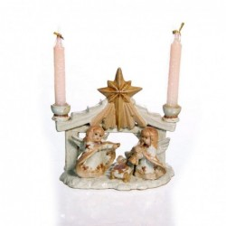 1CI2201  CERAMIC CANDLE...