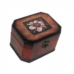 1CI1158 WOODEN BOX...