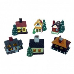 1CI0223 SET OF 6 CERAMIC...