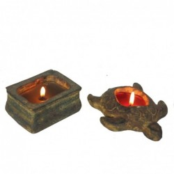 1MX0810 SET OF 2 TERRACOTTA...