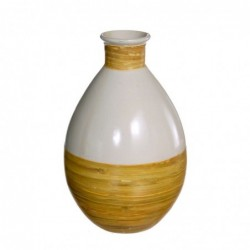 1VT0809  BAMBOO AND GLAZED...