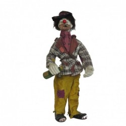 1CI0138  PORCELAIN CLOWN...