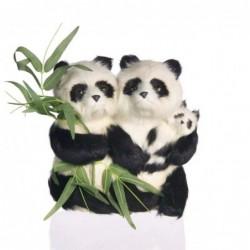 1CI0011   FURRY PANDA...