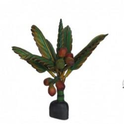 1EC0431 COCONUT TREE BALSA...