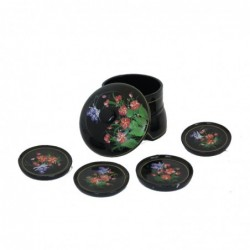 1TL0517  SET OF 7 LACQUER...