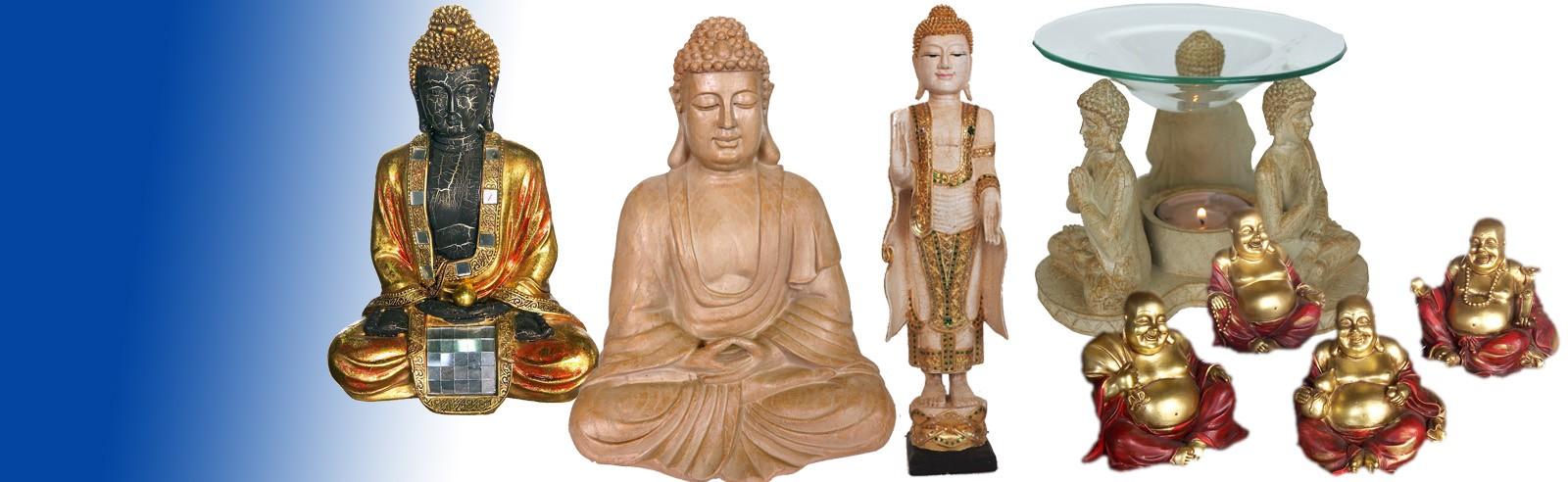 Budda e Statue