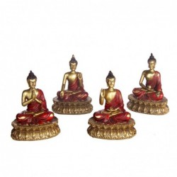 1CI2447 - BUDDA THAI SET 4...